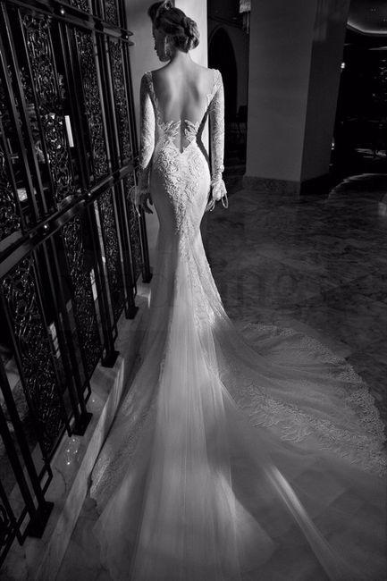 Abito da sposa con la schiena scoperta  - Moda nozze - Forum ... abb36a71fc2