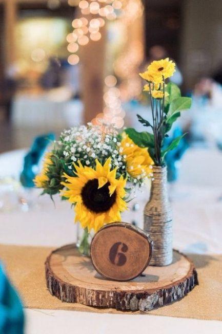 Segnaposto Matrimonio Tema Girasoli : Matrimonio a tema girasole organizzazione matrimonio forum