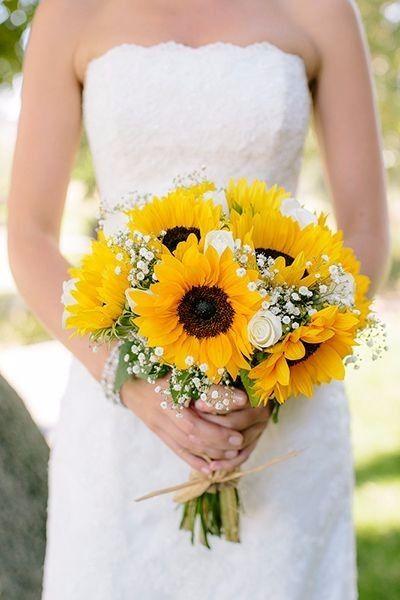 Matrimonio Tema Girasole : Matrimonio a tema girasole organizzazione