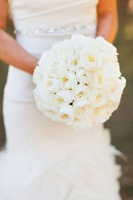 Bouquet Sposa Rotondo.Il Bouquet Da Sposa Principessa Di Verdiana Organizzazione