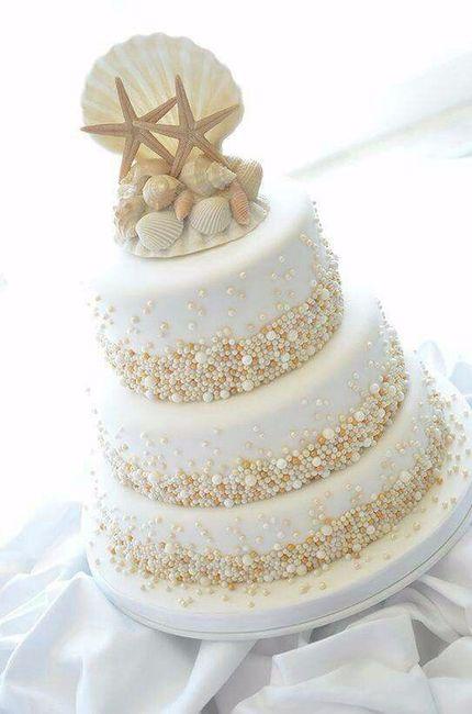 B) Torta nuziale