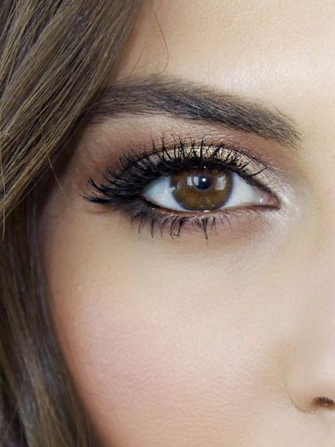 Eccezionale Trucco per occhi castani - Salute, bellezza e dieta - Forum  QZ61
