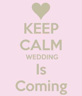 Countdown di nozze
