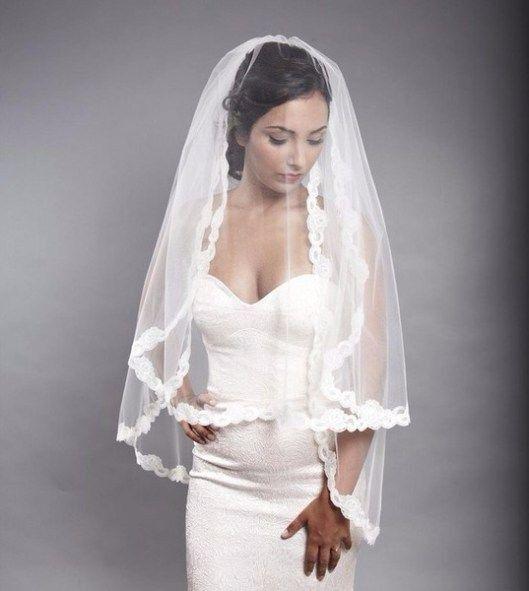 B) Velo da sposa