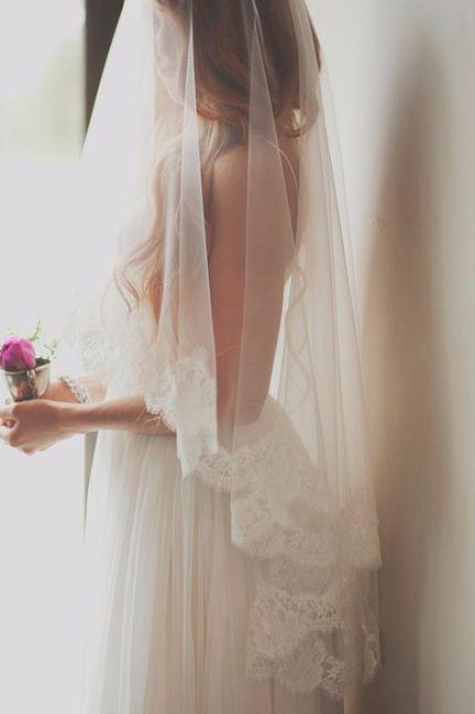 C) Velo da sposa