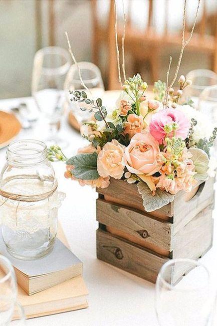 4 decorazioni per un matrimonio shabby ricevimento di - Decorazioni per matrimonio ...