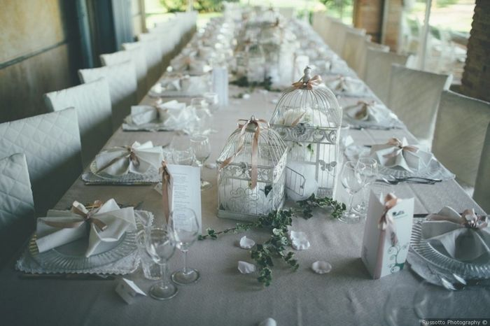 aa4c25e77b84 Mise en place C Mise en place C. Continua    Destinazioni di nozze per un  matrimonio in inverno