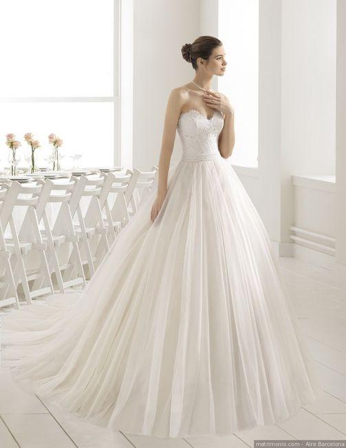 272091883cdc Quale abito da sposa 2018 sei  - il risultato - Forum Matrimonio.com