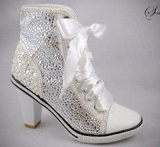 A quale scarpe da sposa diresti assolutamente no 5
