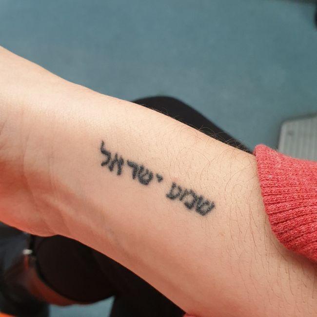 Tattoo sposa 2