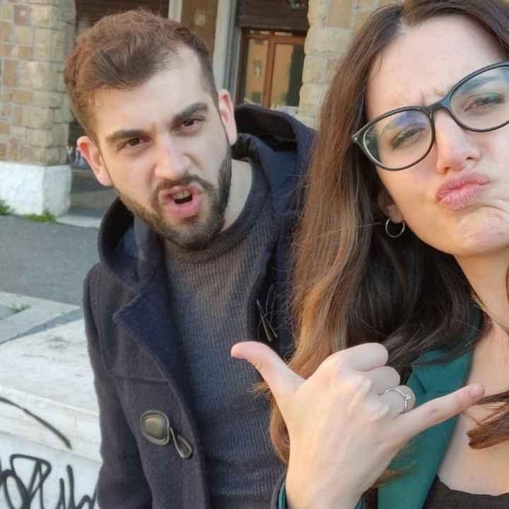 Officially Renzo e Lucia!! - 1