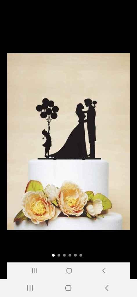 Il nostro cake topper❤ - 1