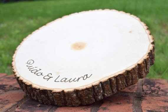 esempio disco albero
