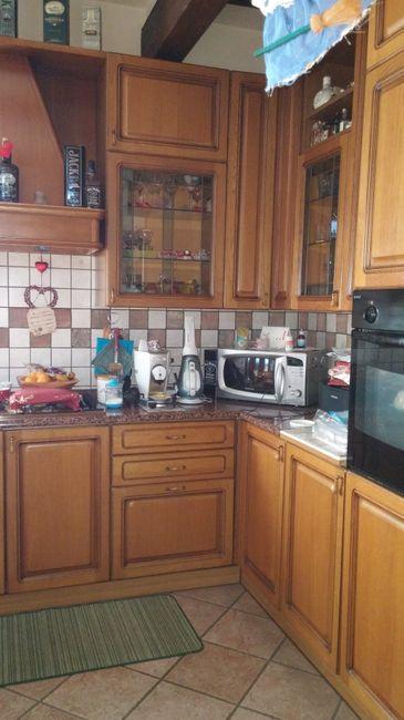 Cambiare cucina ridipingerla vivere insieme forum - Cambiare colore ante cucina ...