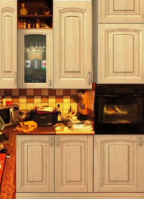 Cambiare cucina ridipingerla vivere insieme forum - Cambiare colore cucina ...