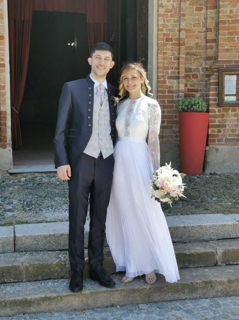 24/05/2020 - Felicemente sposati!! 1