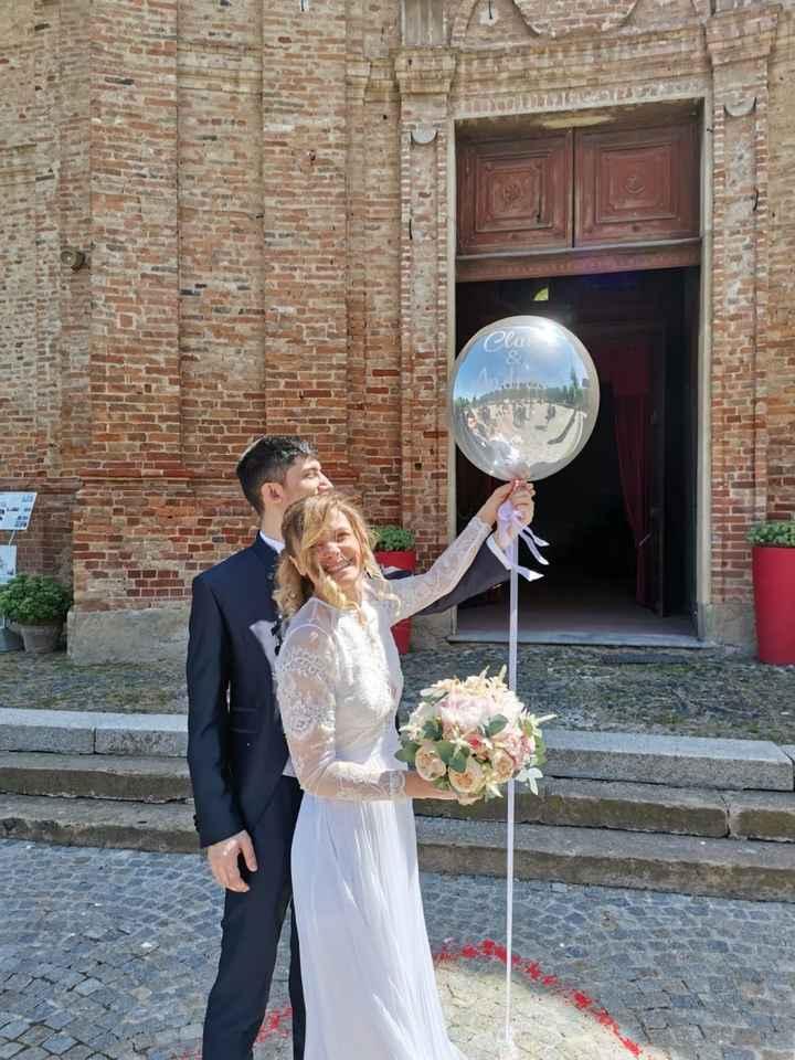24/05/2020 - Felicemente sposati!! - 2