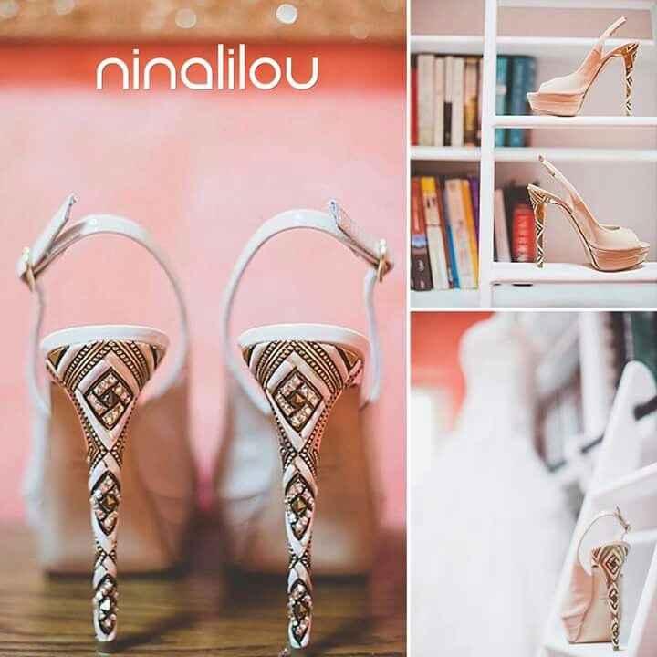 Scarpe all'altezza dell' abito #glamourbrand - 1