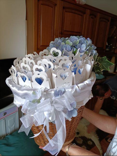 Tema azzurro quali fiori scegliere? 4