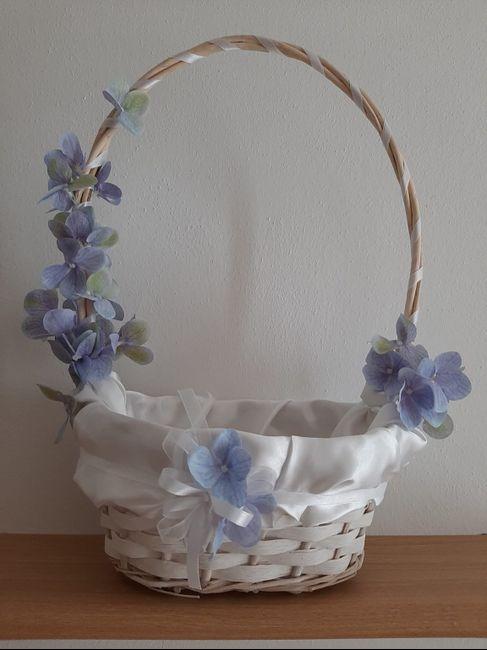 Tema azzurro quali fiori scegliere? 6