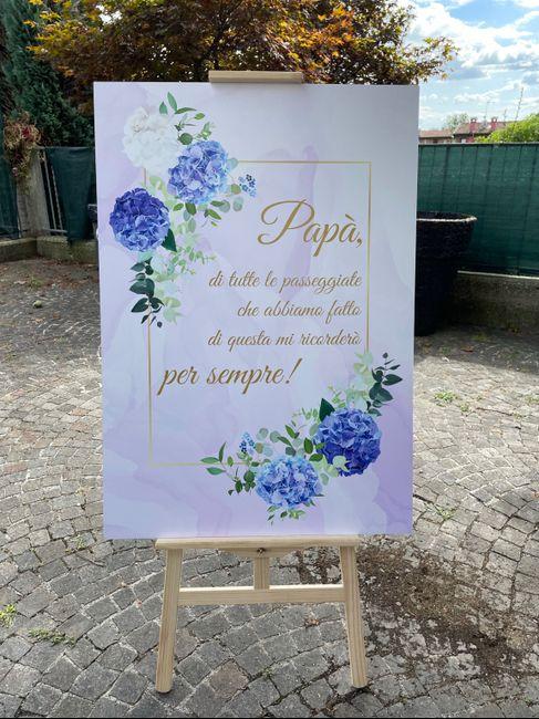 Tema azzurro quali fiori scegliere? 2