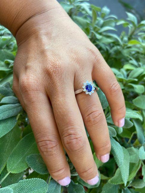 E ora mostraci una foto del tuo anello di fidanzamento! 31