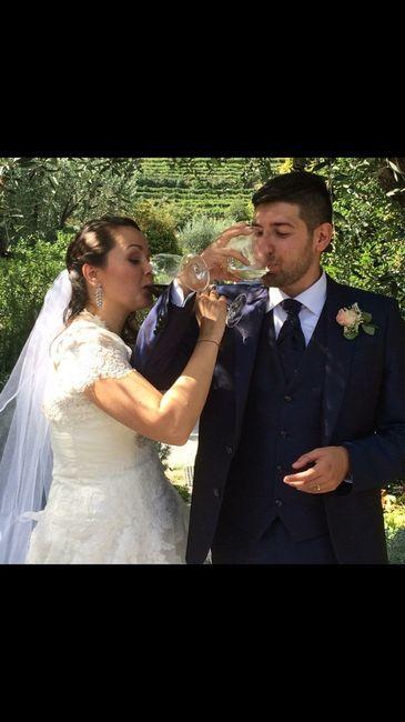 Eccoci nel nostro giorno speciale - Forum Matrimonio.com