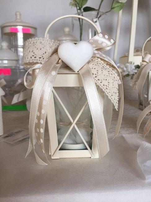 Famoso Bomboniere lanterne - Fai da te - Forum Matrimonio.com BI88