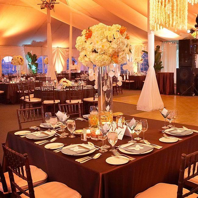 Matrimonio Tema Autunno : Matrimonio in autunno centrotavola ricevimento di nozze