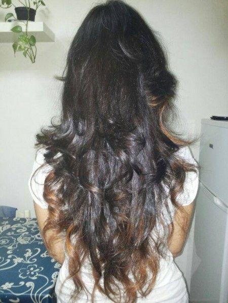 miei capelli