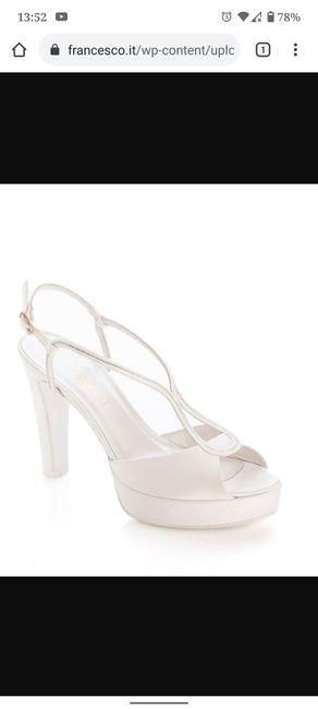 Dubbio scarpe 😩 1