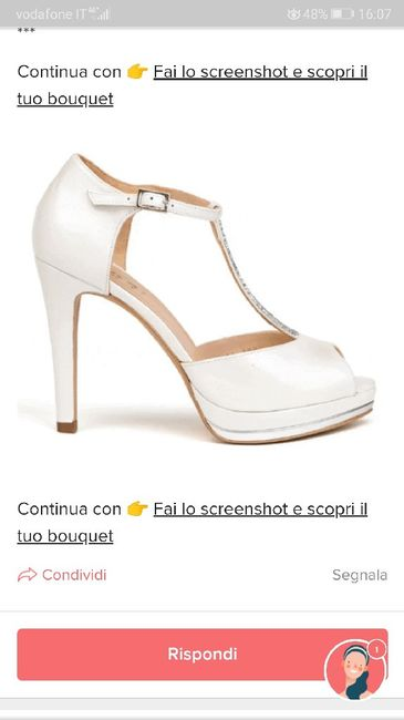 Fai lo screenshot e scopri le tue scarpe 13