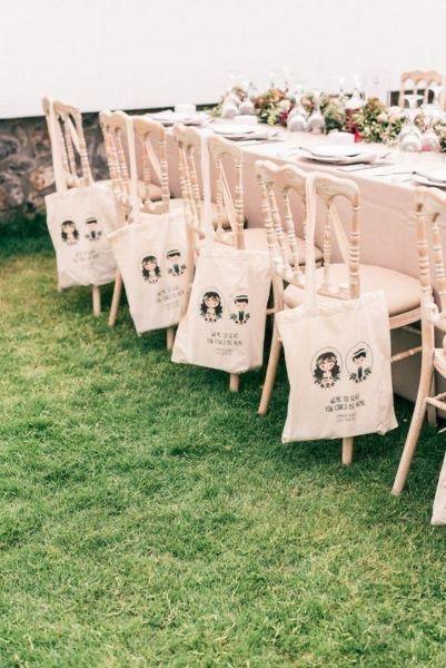 Baby wedding bag ! 2