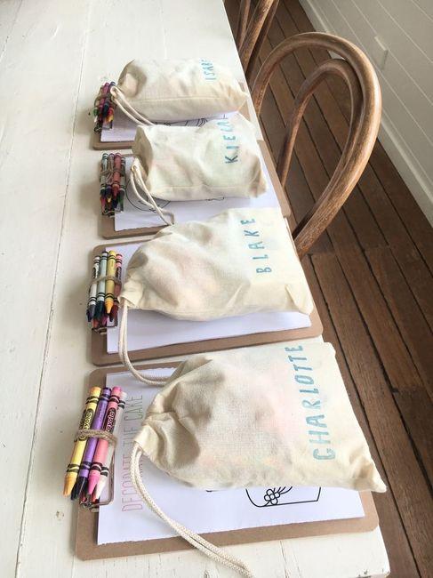 Baby wedding bag ! 3