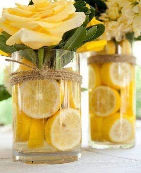 Ispirazioni per matrimonio a tema limone 🍋 4
