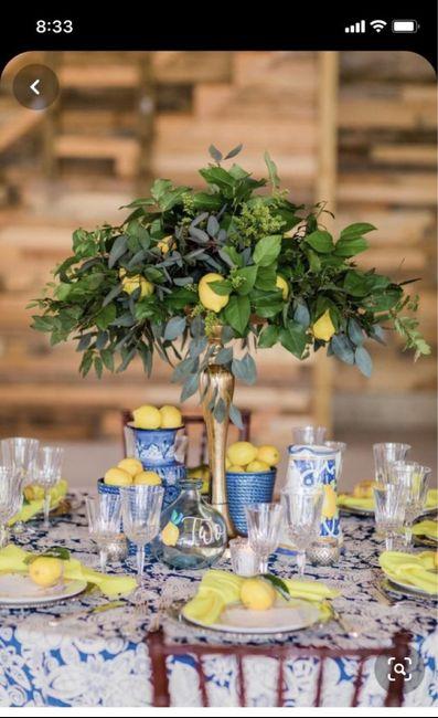 Ispirazioni per matrimonio a tema limone 🍋 8