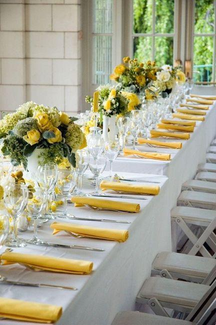 Ispirazioni per matrimonio a tema limone 🍋 10