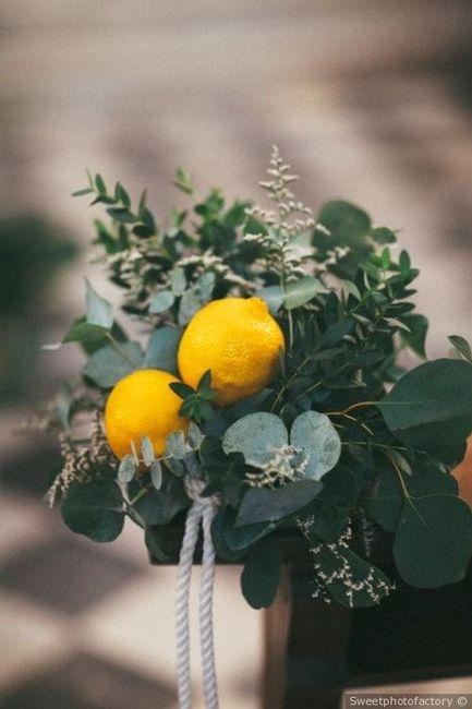 Ispirazioni per matrimonio a tema limone 🍋 16
