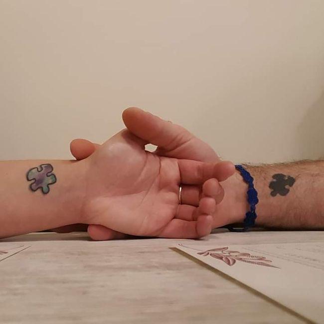 Tatuaggio di coppia o no? 2