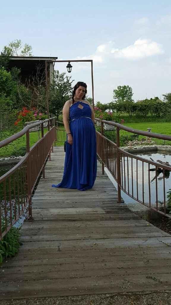 Aiuto....vestito testimone incinta - 3