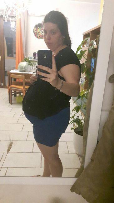 28 settimane (di meno o di piu) pancia fuoriii - 1