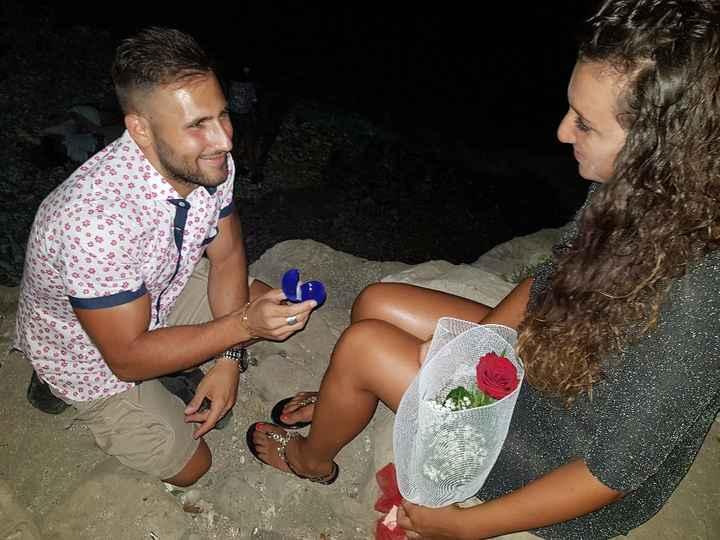 Ricordo..vi ricordate il momento della vostra proposta ?? - 1