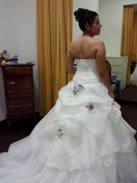 Prove: trucco,parrucco e abito da sposa - 1