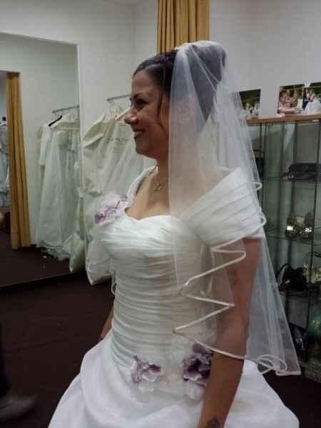 Prove: trucco,parrucco e abito da sposa - 2