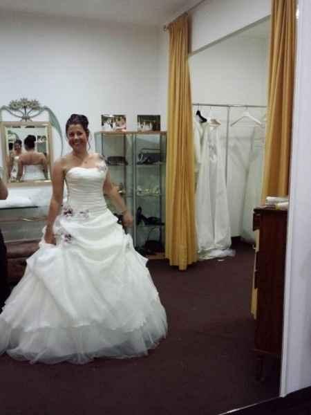 Prove: trucco,parrucco e abito da sposa - 3