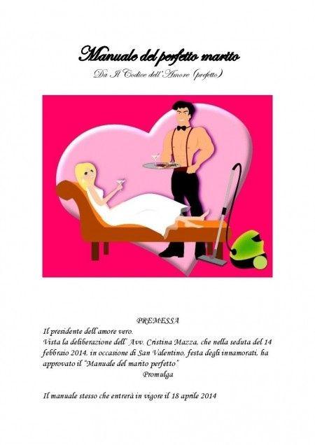 Manuale del marito perfetto pagina 15 fai da te - Non ho fatto il 730 cosa succede ...
