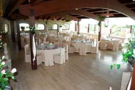 Il nostro ristorante Sala