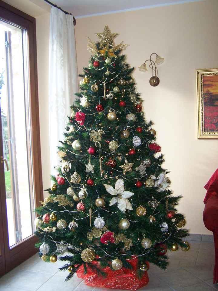 Il nostro primo albero di Natale!