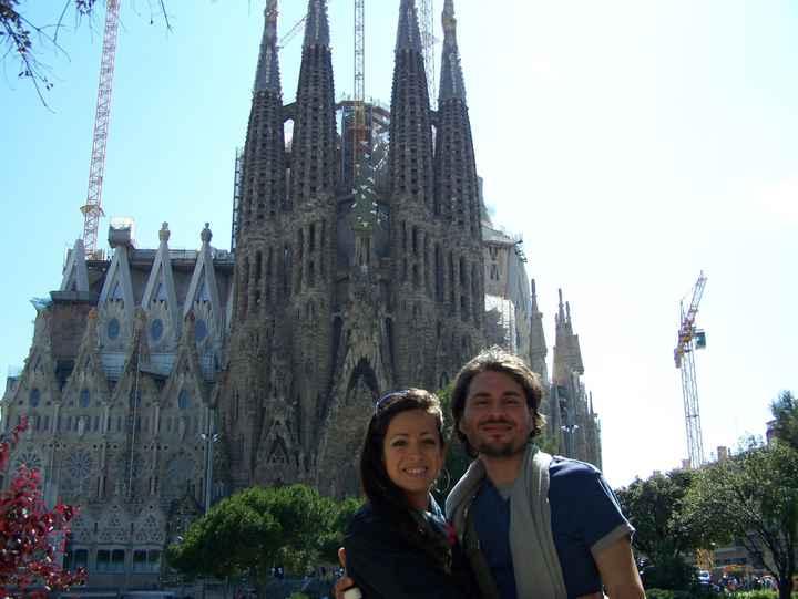Noi a Barcellona