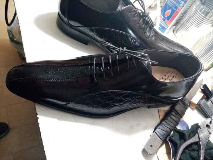 aiuto 🆘 scarpe sposo necessità particolare - 1